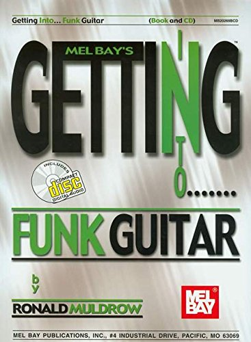 9780786667918: Getting into Funk Guitar
