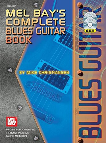 9780786667987: Mel Bay Complete Blues Guitar Book