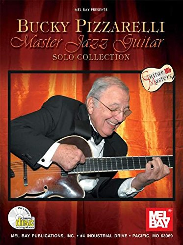 9780786668076: Bucky Pizzarelli Master Jazz Guitar: Solo Collection