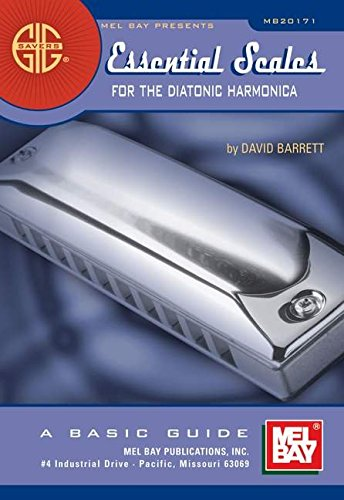 9780786668144: Essential Scales for the Diatonic Harmonica