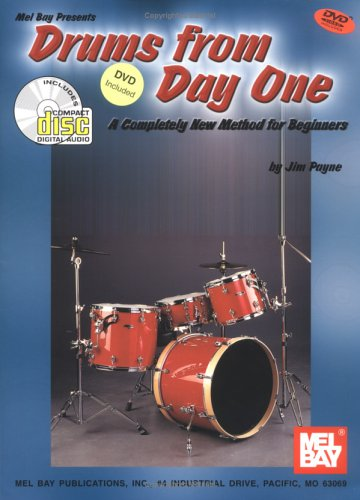 9780786668625: Mel Bay Drums from Day One