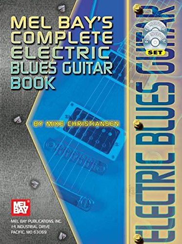 9780786668670: Mel Bay Complete Electric Blues Guitar
