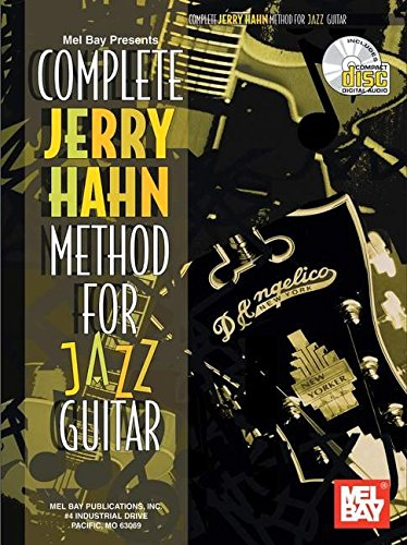 9780786668854: Mel Bay Complete Jerry Hahn Method for Jazz Guitar