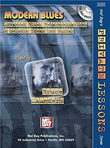 9780786668960: Modern Blues: Advanced Blues Reharmonizations & Melodic Ideas for Guitar
