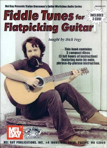 9780786669134: Fiddle Tunes for Flatpicking Guitar