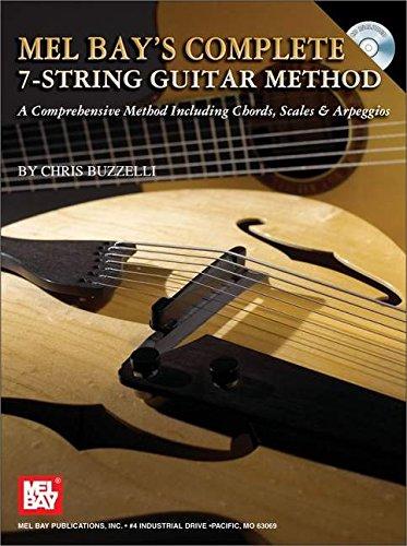 9780786669172: Complete 7string Guitar Method