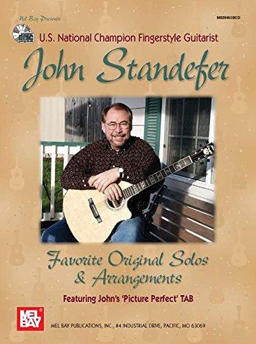 9780786669936: John Standefer Favorite Original Solos and Arrangements
