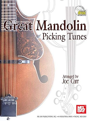9780786670116: Great Mandolin Picking Tunes