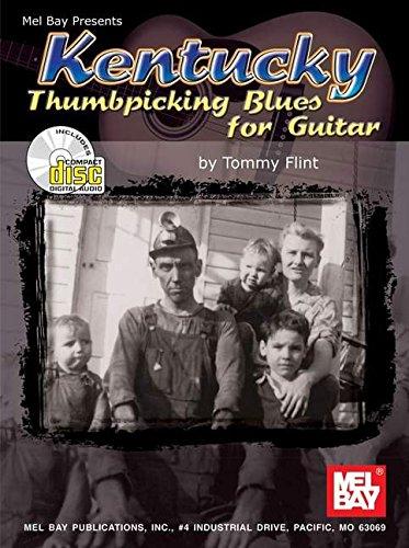 9780786670338: Mel Bay Kentucky Thumbpicking Blues for Guitar