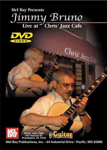9780786670536: Bruno Live Chris Jazz Cafe Gtr DVD