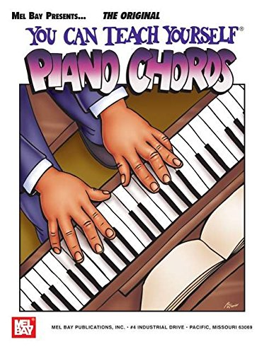 9780786670659: Mel Bay You Can Teach Yourself Piano Chords (You Can Teach Yourself)