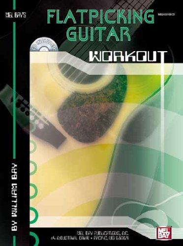 9780786670734: Flatpicking Guitar Workout +CD