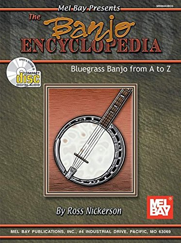 9780786670741: The Banjo Encyclopedia: Bluegrass Banjo from A to Z