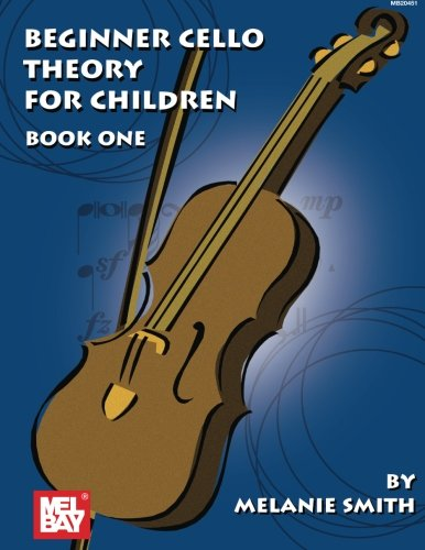 9780786670888: Beginner Cello Theory for Children: Book 1