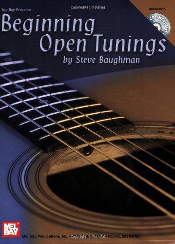 9780786670932: Mel Bay Presents Beginning Open Tunings