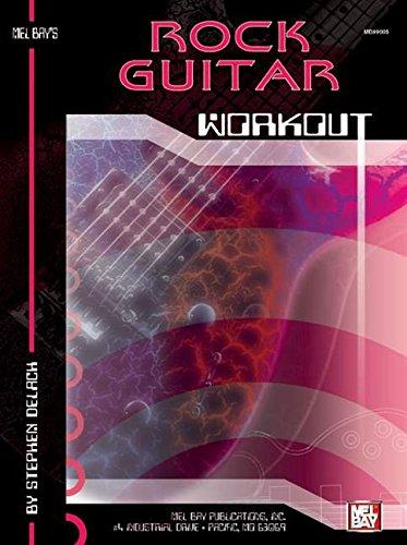 9780786671045: Mel Bay Rock Guitar Workout