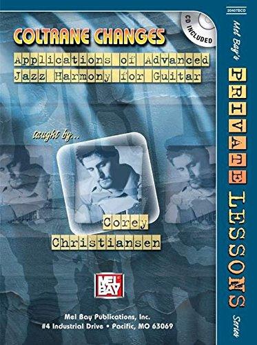 9780786671076: Coltrane Changes Book/CD set