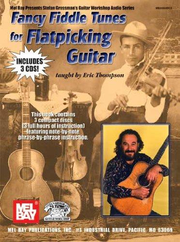 9780786671120: Fancy Fiddle Tunes for Flatpicking Guitar (Stefan Grossman's Guitar Workshop Audio)