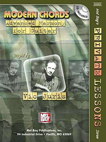 9780786671298: Modern Chords: Advanced Harmony for Guitar