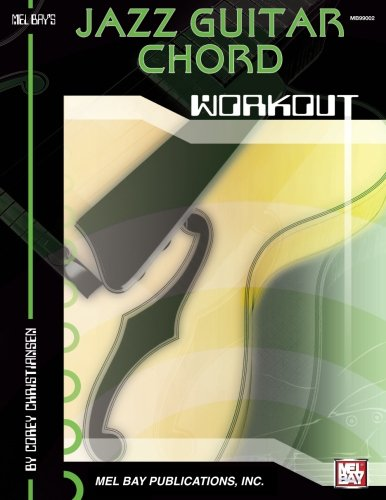9780786671519: Jazz Guitar Chord Workout