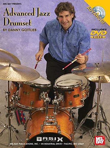 9780786671618: Advanced Jazz Drumset