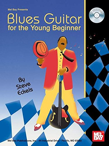 9780786672073: Mel Bay Blues Guitar for the Young Beginner