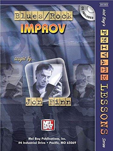 9780786672080: Blues/Rock Improv