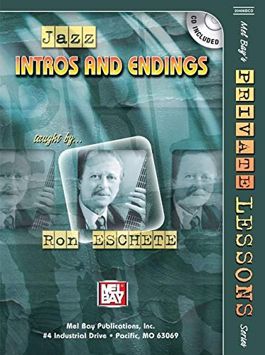 9780786672127: Jazz Intros & Endings