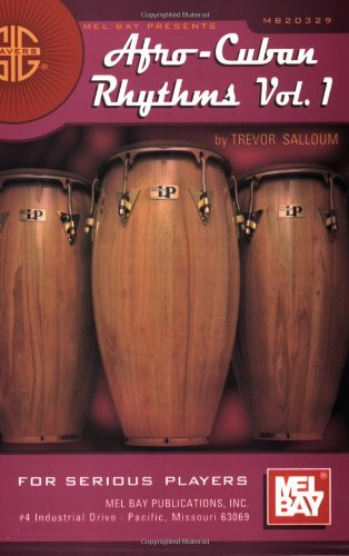 9780786672530: Gig Savers Afrocuban Rhythms Vol 1
