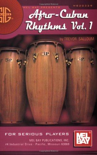 9780786672530: Mel Bay Gig Savers: Afro-Cuban Rhythms, Vol. 1