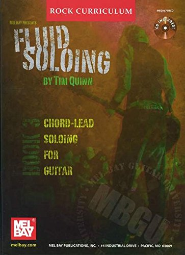 9780786672813: Fluid Soloing: Book 3