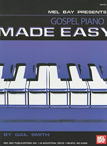 9780786672837: Mel Bay Gospel Piano Made Easy