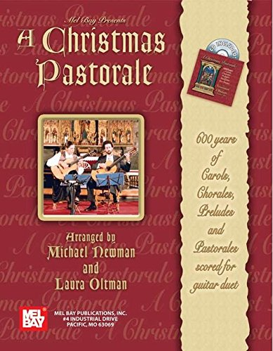 9780786673186: A Christmas Pastorale (Mel Bay Presents)