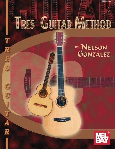 9780786673391: Mel Bay Tres Guitar Method