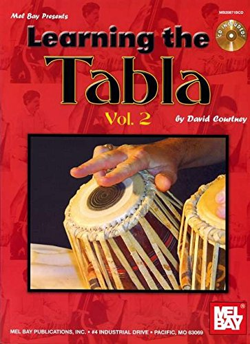 9780786673674: Learning the Tabla, Volume 2