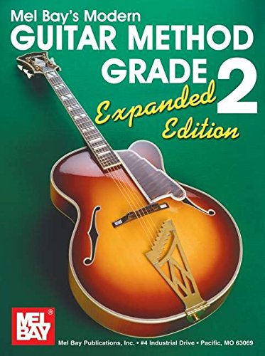 9780786673810: Modern Guitar Method Grade 2 Expanded ed