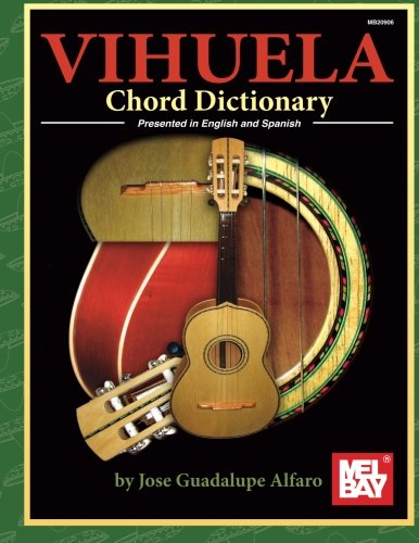9780786673995: Vihuela Chord Dictionary Presented in English and Spanish