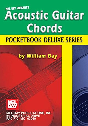 9780786674183: Mel Bay Acoustic Guitar Chords, Pocketbook Deluxe Series (Pocketbook Deluxe)