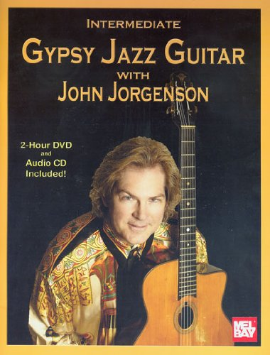 9780786674206: Intermediate Gypsy Jazz Guitar