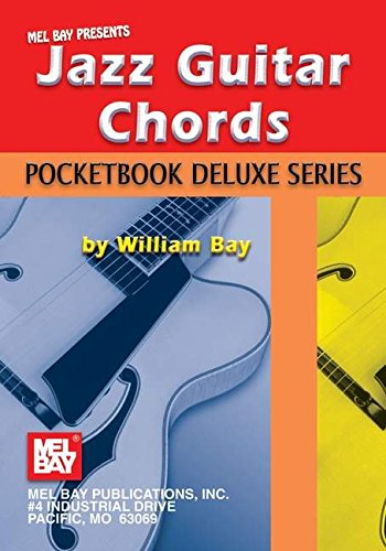 9780786674398: Mel Bay Jazz Guitar Chords, Pocketbook Deluxe Series (Pocketbook Deluxe)