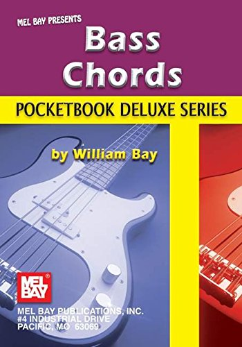 9780786674497: Mel Bay Bass Chords, Pocketbook Deluxe Series (Pocketbook Deluxe)