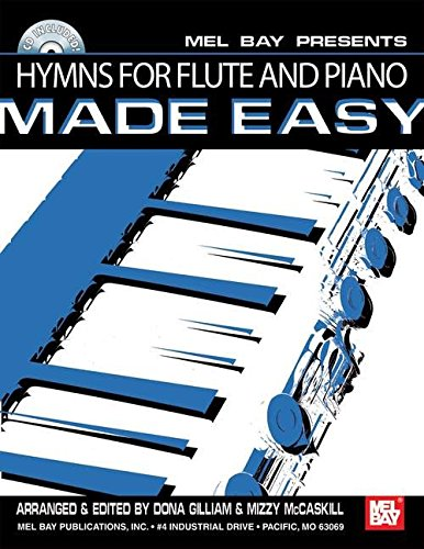 9780786674787: Mel Bay Hymns for Flute and Piano Made Easy