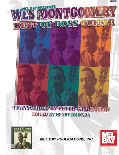 9780786674817: Mel Bay Wes Montgomery Best of Boss Guitar