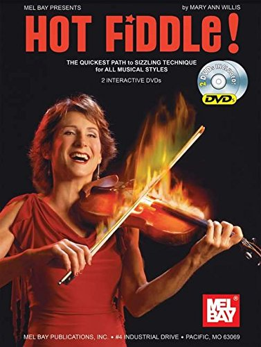 9780786674824: Mel Bay presents Hot Fiddle