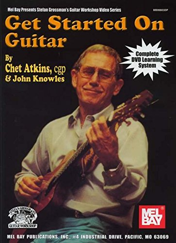 9780786674848: Get Started on Guitar with DVD