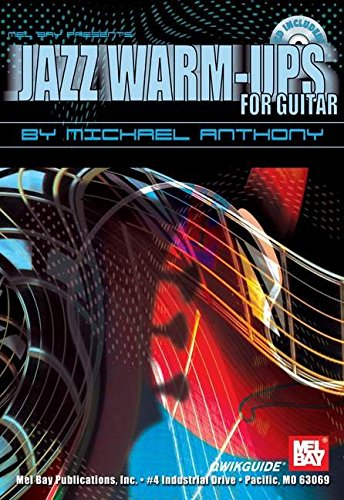 9780786674947: Jazz Warm-ups For Guitar - QWIKGUIDE (Qwik Guide Series)