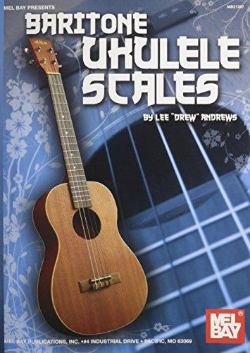 9780786674992: Baritone Ukulele Scales