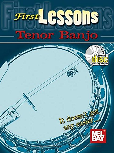 9780786675203: First Lessons Tenor Banjo