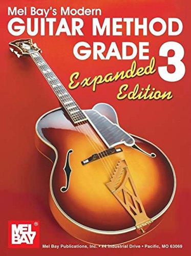 9780786675296: Modern Guitar Method Grade 3 Expanded ed