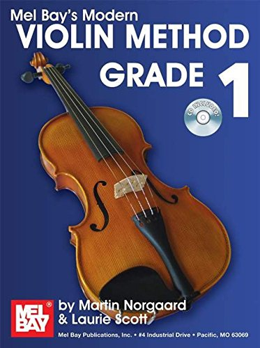 9780786675371: Mel Bay's Modern Violin Method Grade 1
